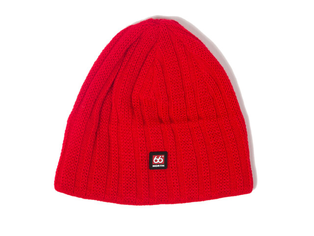 66° North Surtsey Hat scarlet